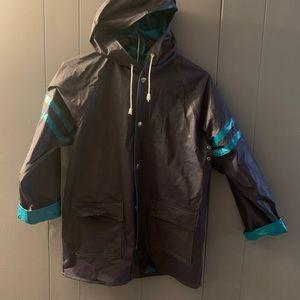 Jackets & Blazers - Rain Coat Reversible